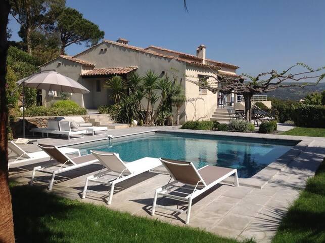 Villa L'écrin de Soleil - Sainte-Maxime - Ház