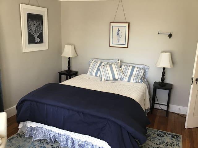 Private room on Killams Point, elegant, peaceful!