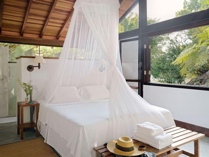 O Sitio, Abraãozinho - Forest suite