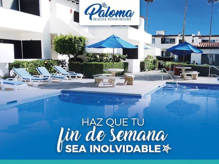 Lovely Villa 1B1B #168 La Paloma Resort