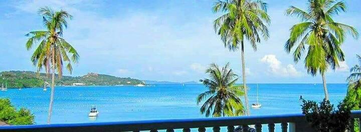 Stunning Ocean View Villa Taipan 私人沙滩、私家码头、海景泳池