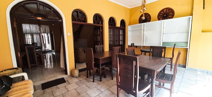 Galle Fort Thenu Guest Double Rooms