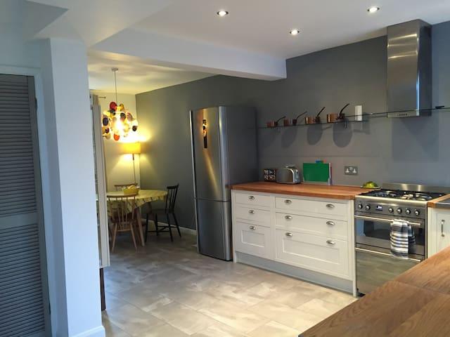 Modern Marlow Home sleeps 2-4 - Marlow - Huis