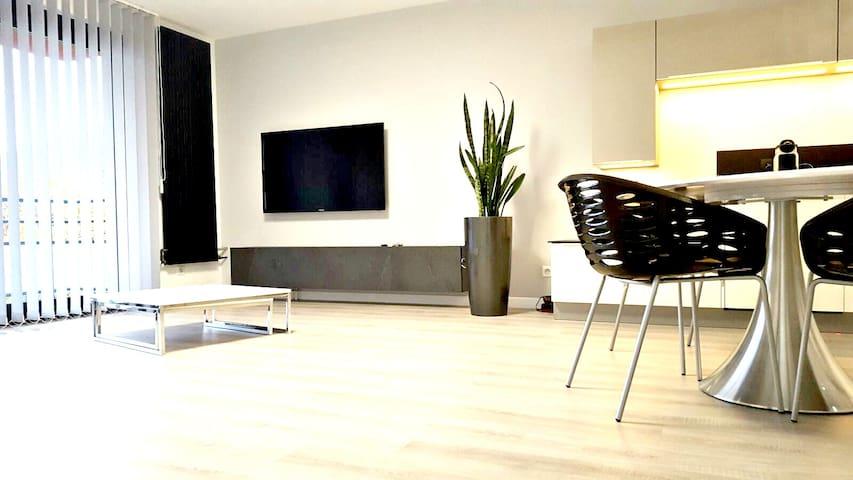 L'appartement BeauRegard