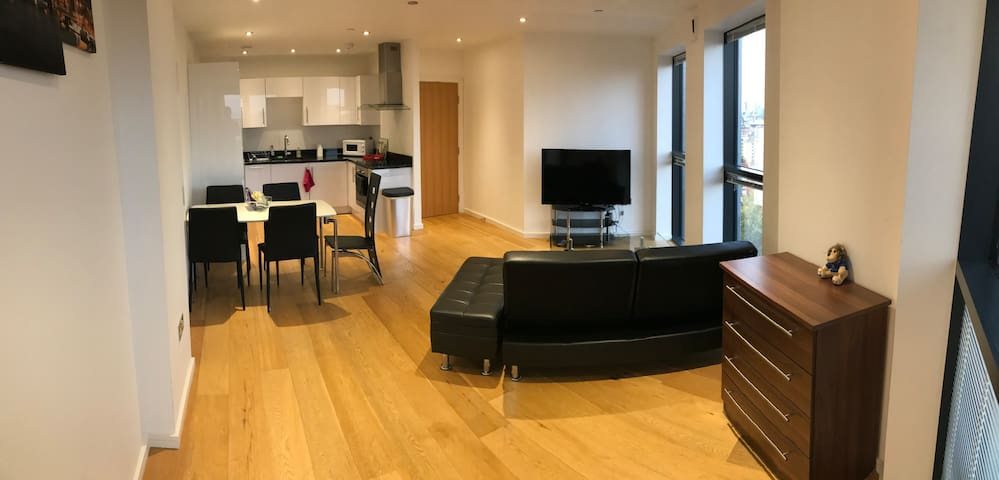 Modern 2 Bed Flat in * Zone 1 * Central London