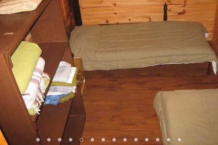 Casa tipo cabaña para 5 personas ideal descanso
