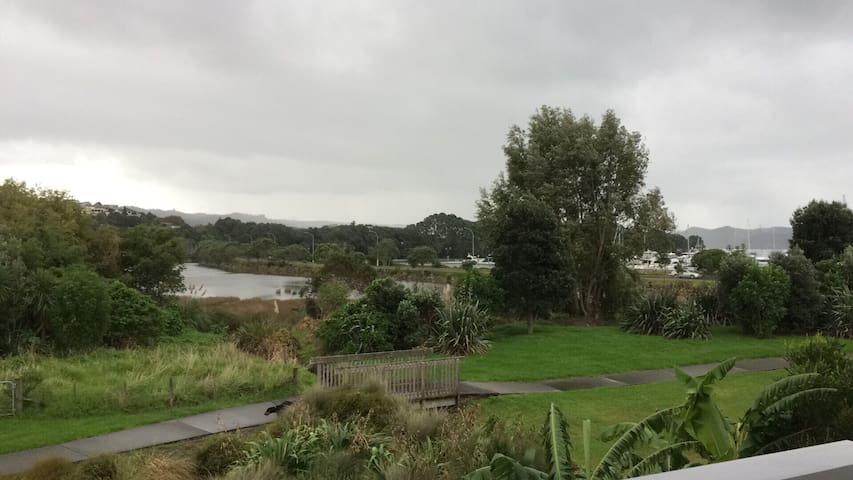 Harbourside hideaway - Whangamata - Daire