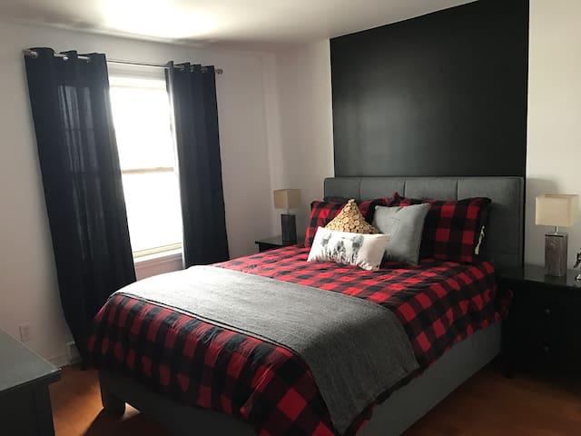 Bel appartement style condo - Trois-Rivières - Byt