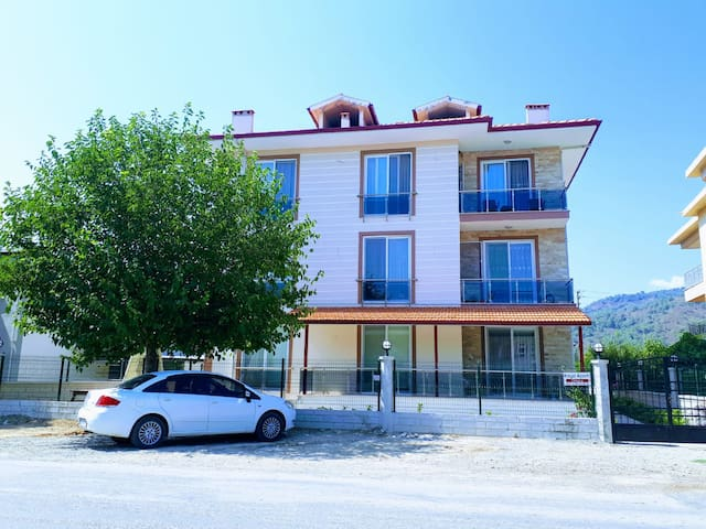 a New Building 1+1 Flat,Close to Dalaman Airport