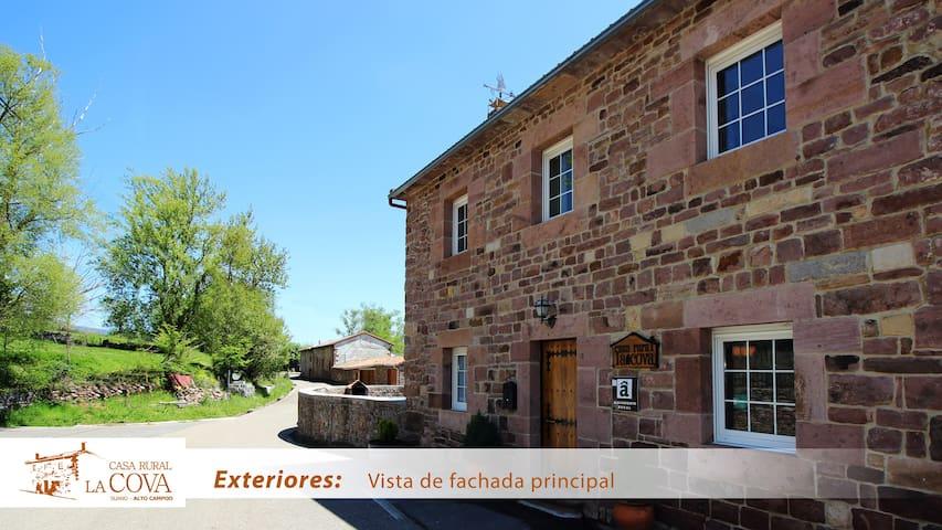 Casa Rural LA COVA (Suano, Alto Campoo)