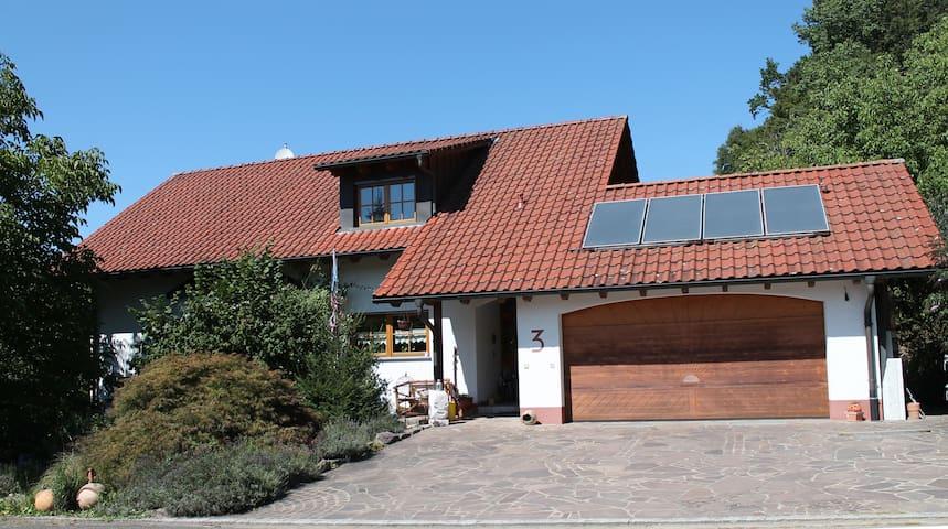Willkommen im Haus Macke - Wehr - Apartment
