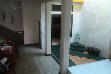 2 A/C roomed house available for rent