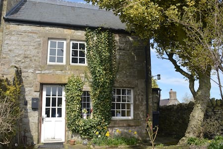 Old Lead Miners Cottages with stunning views - Wensley - Haus