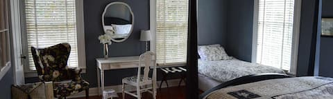 Magnolia Room in a Bed & Breakfast