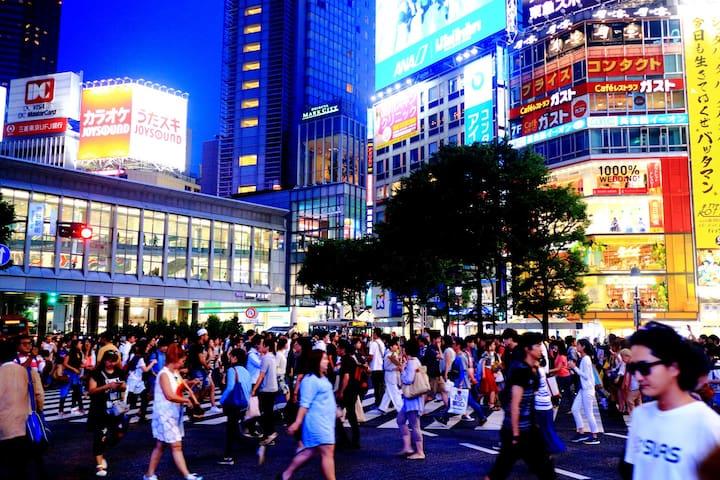 G 2mins Shibuya*Good location*Share - Meguro - Haus