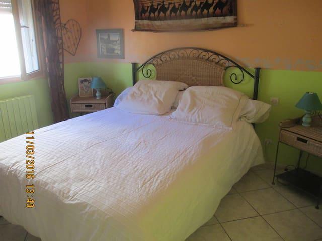 Chambre accueillante à proximité de Perpignan - Torreilles - House