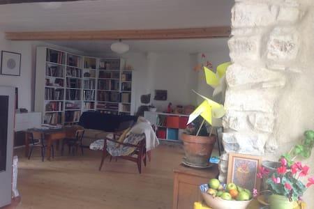 parfaite pour  enfants campagne Morbihan - Pleucadeuc - Hus
