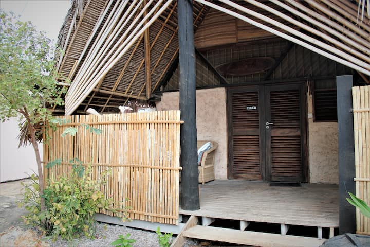 Pemba Magic - Double bungalow for up to 3