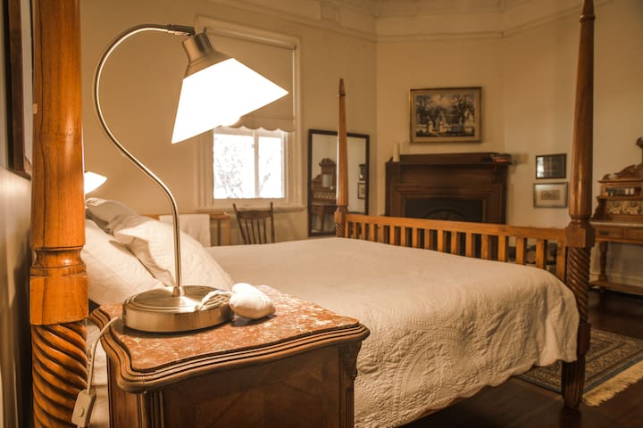 Rosedale Farm - King room