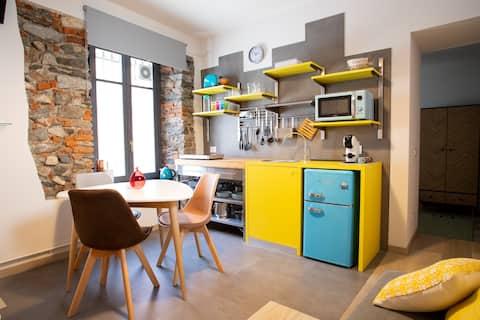Mini Happy Home - New flat in the historic center
