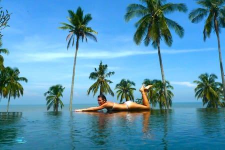 BALIAN SECLUSION SURF AMAZING VIEWS