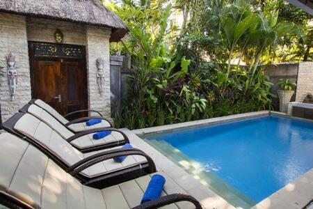 2 bedroom Villa  private pool - Kuta - Villa