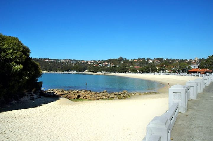 2 bedroom Balmoral Beach Furnished  - Mosman - Byt