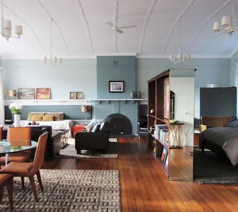 Sunday School, North Hobart - North Hobart - Rumah