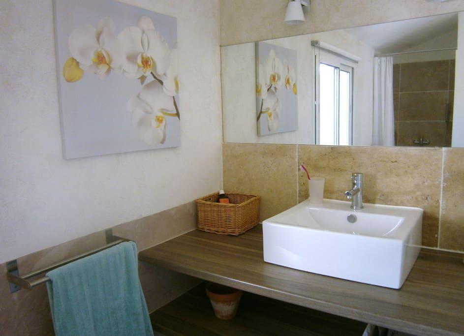 salle de douche salle