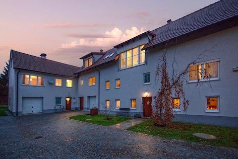 Beautiful renovated apartment. Close to Danube.