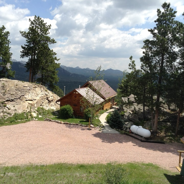 Best View in the Black Hills! 6,000 feet!