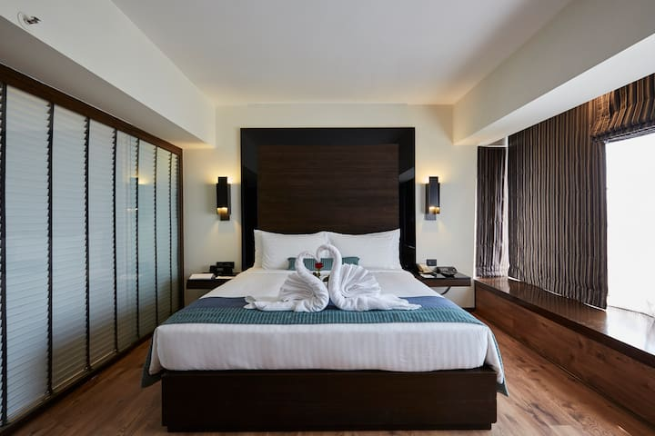 Private Superior Room with Complimentary Breakfast - Bombay - Boutique-hôtel