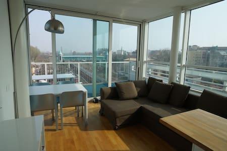 PENTHOUSE  BOVISA 2 lev terrace S4 - Wohnung