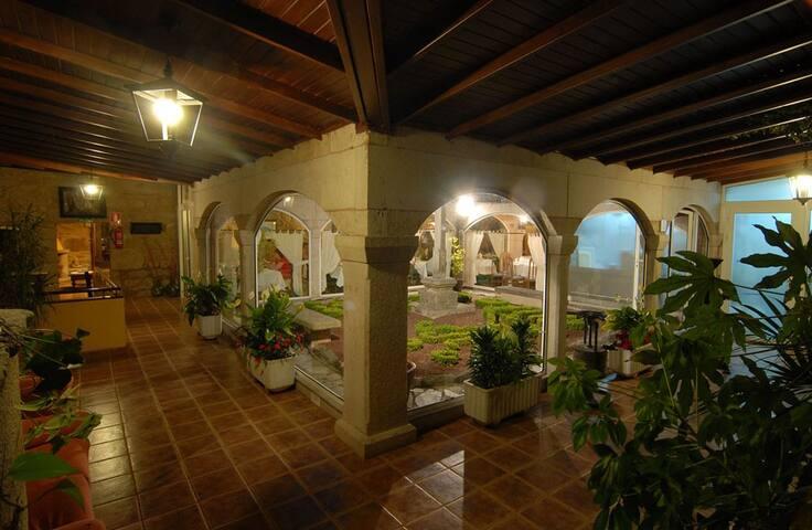 Hotel Rural a 10 kms de Santiago - Brión - Bed & Breakfast