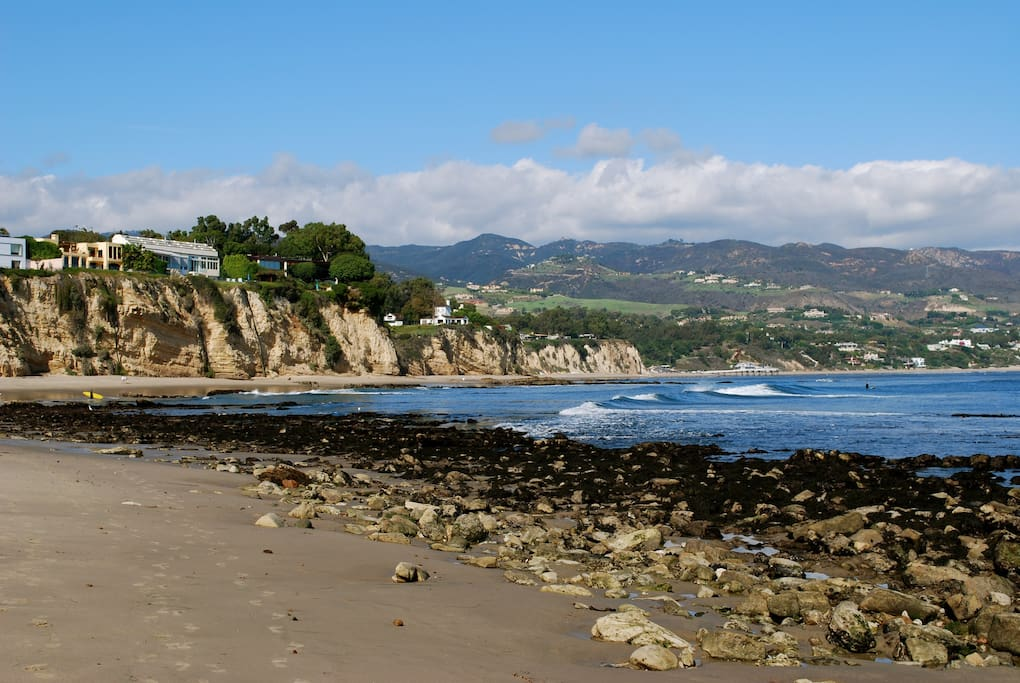 Malibu Guest House Near Beach Casas Para Alugar Em