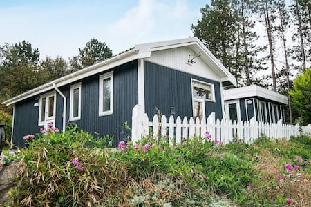 Modern Holiday Home in Ebeltoft with Private Pool