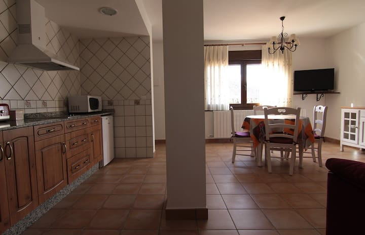 Apartamentos Barrena.