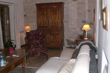 Suite:Chambre , SdD, salon, Cuisine - Haus