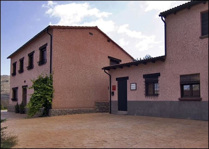 Apartamentos Barrena. - Albarracín - Wohnung
