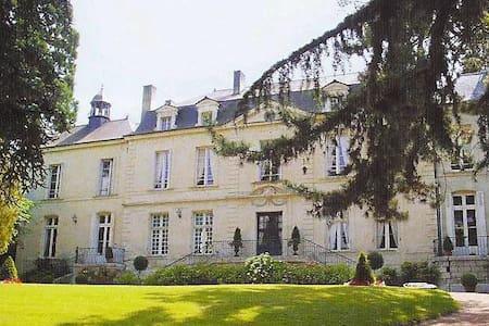 Château de Beaulieu (Saumur) - Saumur - Bed & Breakfast