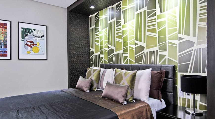 Boracay Suites - Spacious stylish apartment