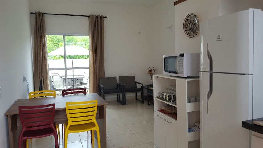 Villa Remanso - Apto 1 - Paraty - Wohnung