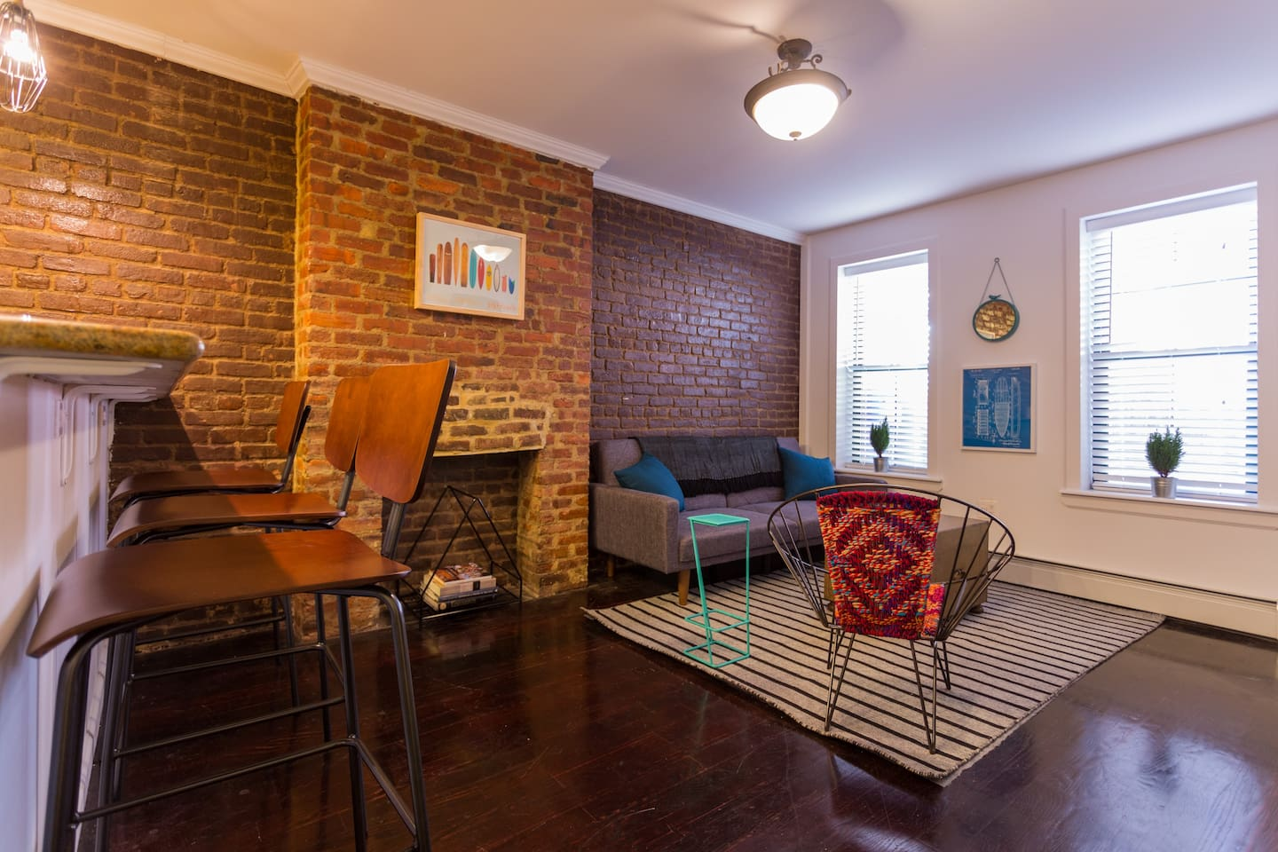 Large Brooklyn Apartment In Townhouse - Apartments for Rent in ...