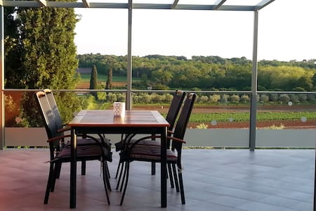 The joy of olive: new, comfortable, gorgeous view - Savudrija