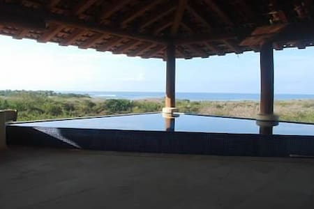 Private luxury home on the Beach! - Troncones
