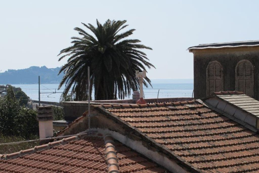 panorama da balcone - view from balcony