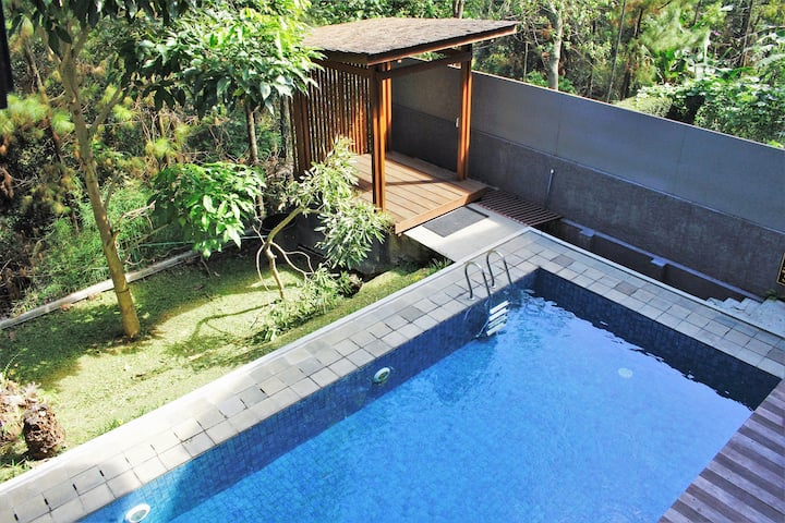 Pinus Villa 5 bedroom with a private pool
