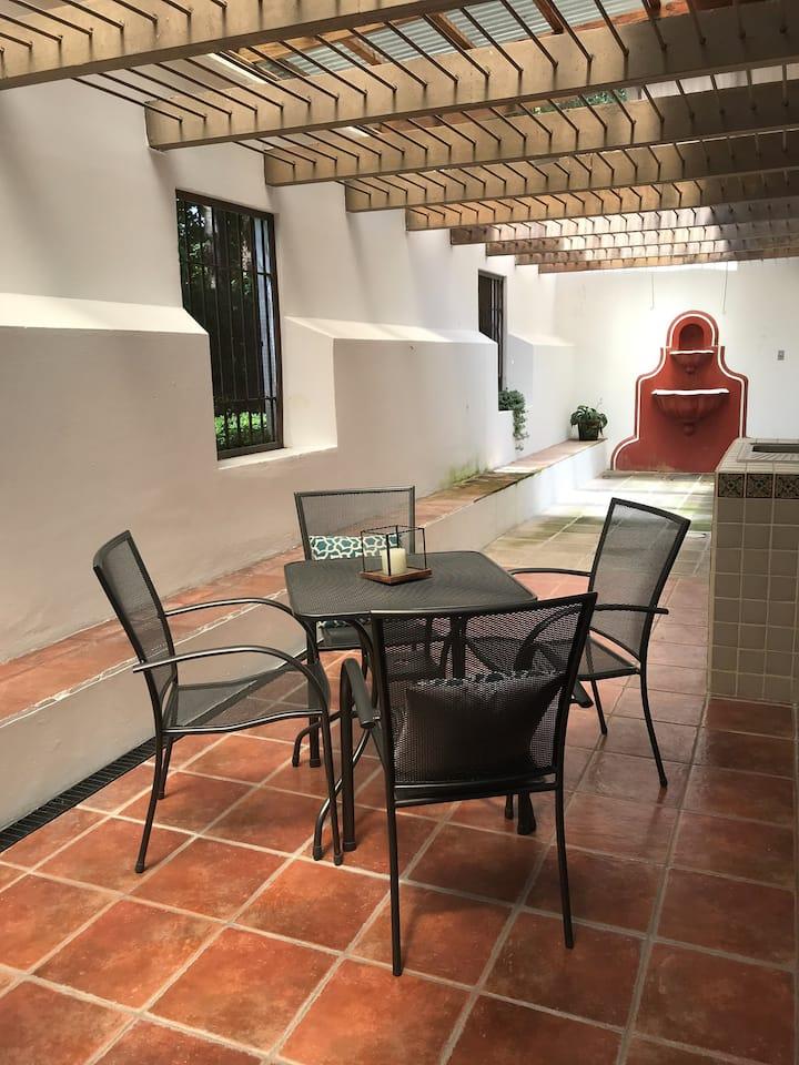 Bella Villa en Las Gravileas