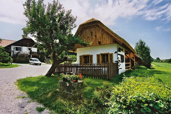Farm stay in Prekmurje by the Lake Lendava