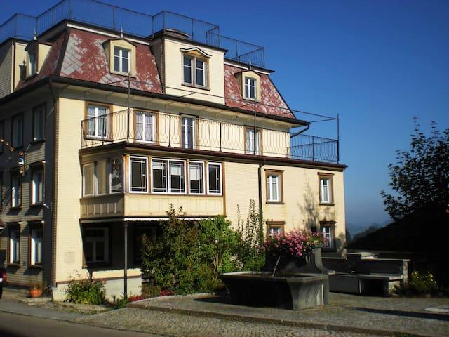 Ein Ort zum Entschleunigen - Schwellbrunn - ที่พักพร้อมอาหารเช้า